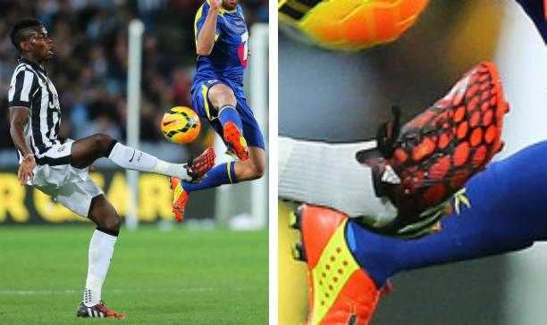 Paul Pogba Juventus Predator Instinct edited