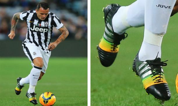 Simone Pepe Juventus Nitrocharge edited