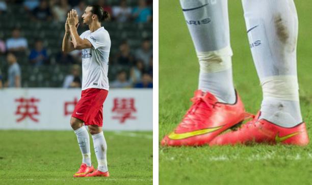 Zlatan Ibrahimovic PSG Vapor X edited