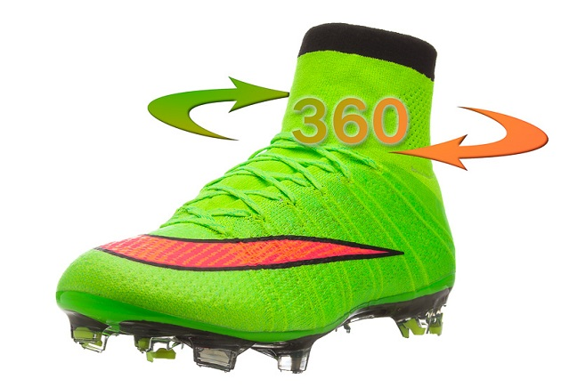 Mercurial Superfly 360