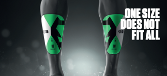 SAK Custom Shin Guards – Step 1
