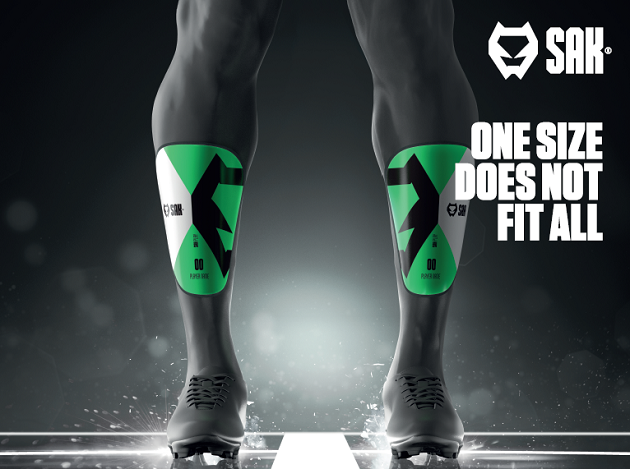 SAK Project shin guards