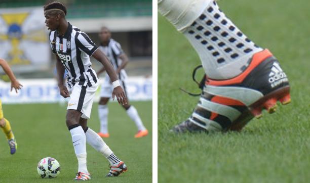 Paul Pogba Juventus Instinct Accelerator edited