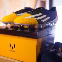 adidas Drops Messi F50 adiZero – Champs League Edition
