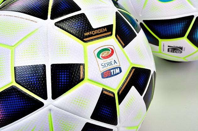 Serie A Nike Ordem ball