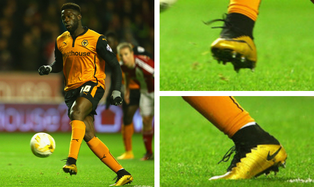 Bakary Sako Wolves custom SF IV edited