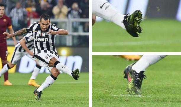 Carlos Tevez Juventus custom Magista edited