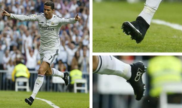 Cristiano Ronaldo Real Madrid CR7 Superfly edited