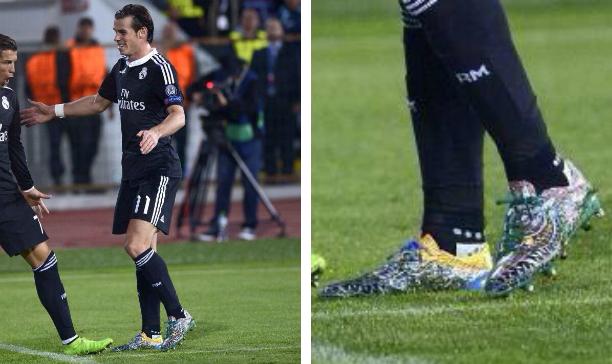 Gareth Bale Real Madrid Yamamoto F50 edited