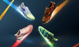 adidas Predator, F50, Nitrocharge, and 11Pro All Get Crazy(light)