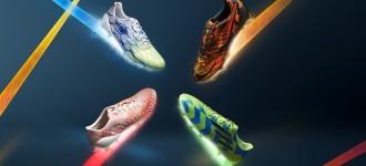 adidas Predator, F50, Nitrocharge, and 11Pro All Get Crazy(light)
