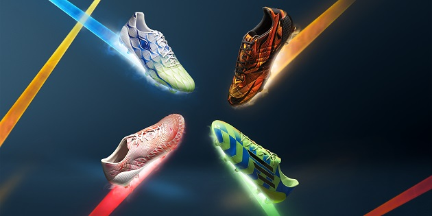 Adidas Predator F50 Nitrocharge And 11pro All Get Crazy