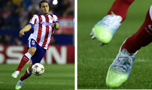 Koke Athletico Madrid Crazylight NC edited