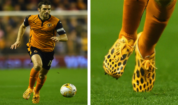 Sam Ricketts Wolves custom Instinct edited