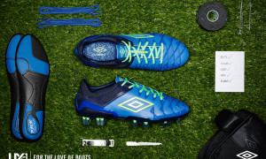 Umbro Paints the Town Blue