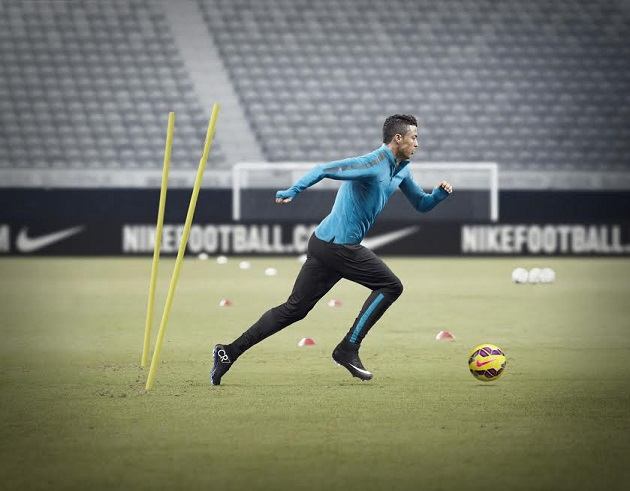 Ronaldo in Nike Superfly