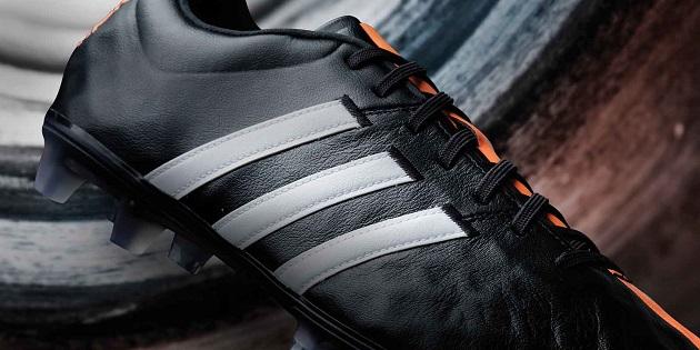 black adidas 11Pro redesign