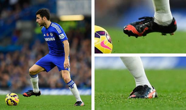 Cesc Fabregas Chelsea evoPOWER edited