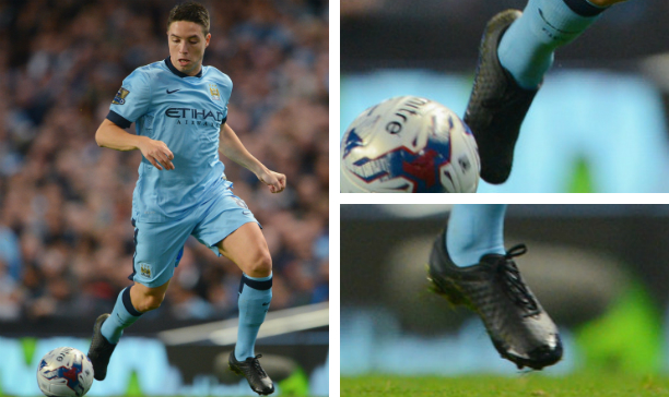 Samir Nasri Manchester City Warrior Sports edited