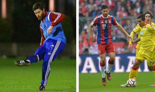Xabi Alonso Bayern Munich Predator Instinct edited