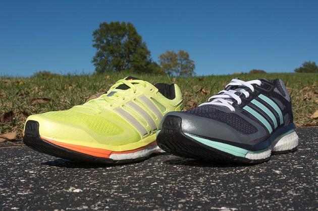 women's Glide Boost running shoes