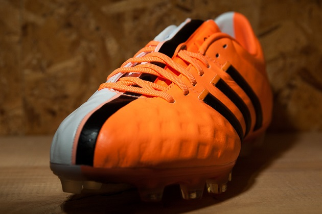 adidas 11 pro fg orange