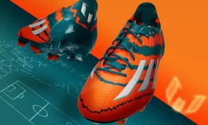 The Messi 10.1: Leo's New Hometown-Honoring adidas Boots