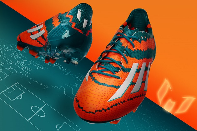 b67d7504d The Messi 10.1  Leo s New Hometown-Honoring adidas Boots - The Instep