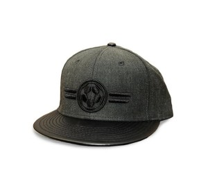 Live Breathe Futbal black hat