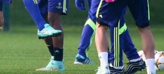 Boot spotting: 1st December, 2014