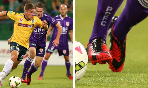 Brandon O'Neil Perth Glory Predator Instinct edited