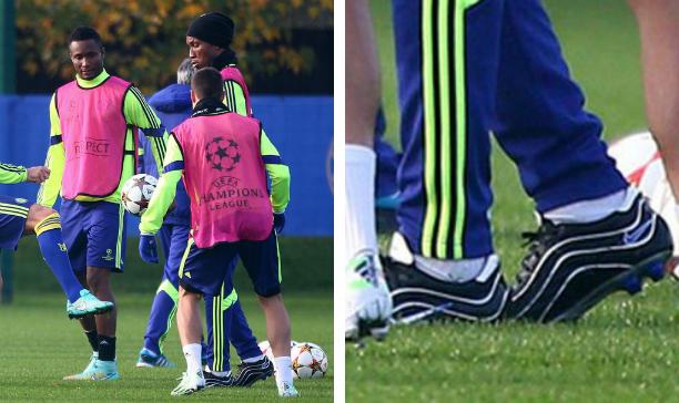 Didier Drogba Chelsea Mercurial 21 edited