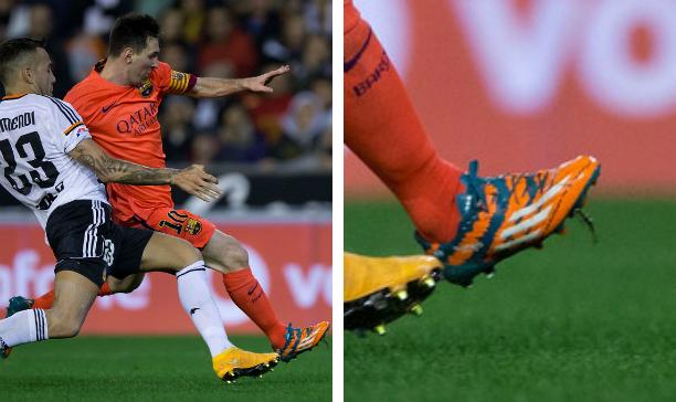 Lionel Messi barcelona F50 Messi edited