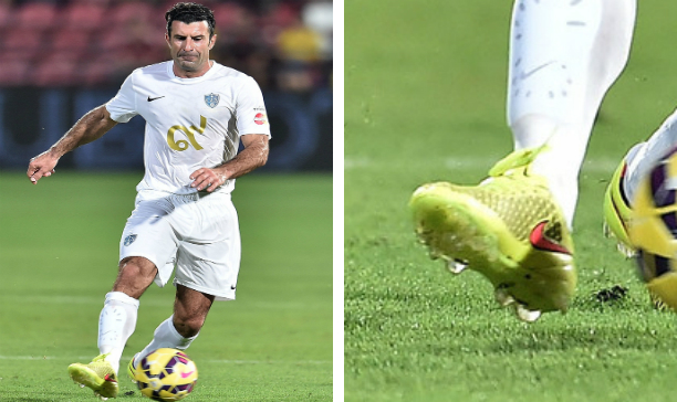 Luis Figo custom Magista Opus edited