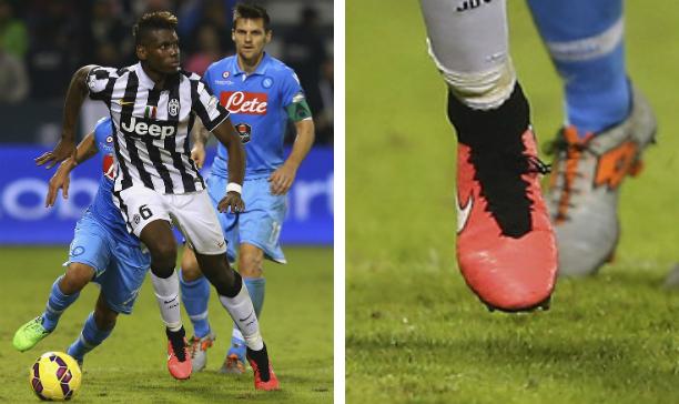 Paul Pogba Juventus Nike Magista Obra custom edited