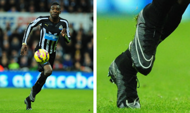 Sammy Ameobi Newcastle SF IV edited