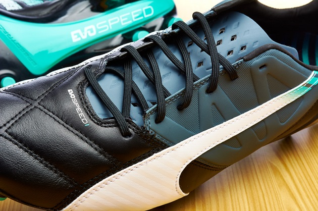 Leather edition of evoSpeed