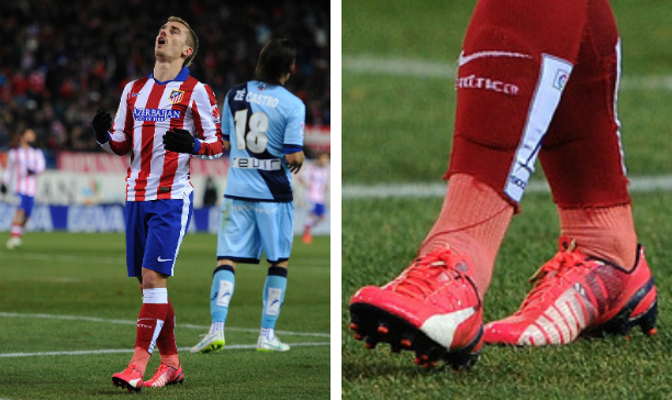 Antoine Griezmann Athletico Madrid evoSPEED edited