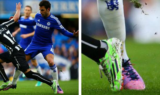 Cesc Fabregas Chelsea evoPOWER 12 edited
