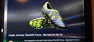 Under Armour Leaks Leather ClutchFit Via FIFA15