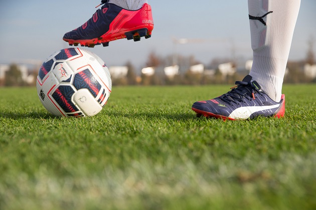 On Pitch: Puma evoPower