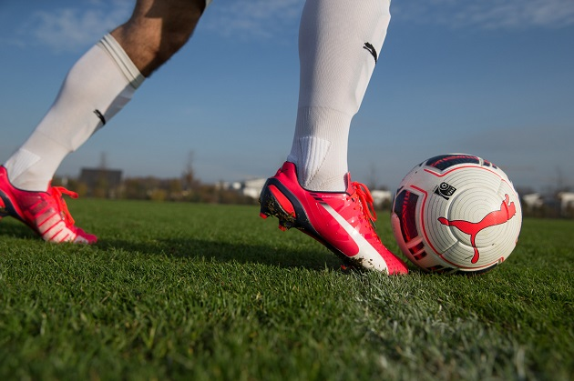 In Action: Puma evoSpeed