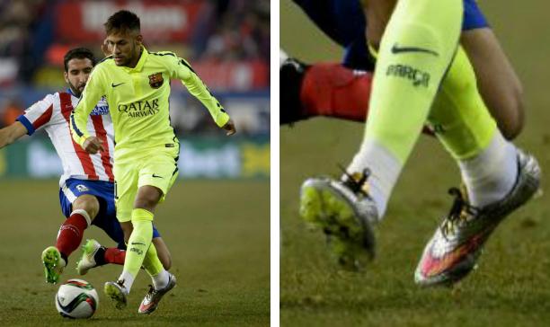 Neymar Barcelona Hypervenom edited