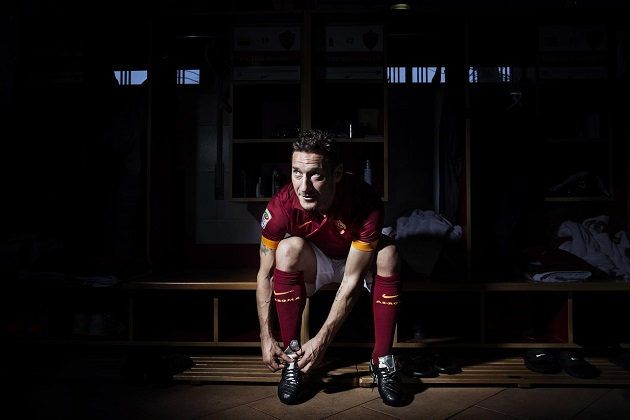 Totti in the Legend V Premium