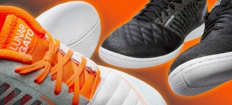 Nike Lunargato II Indoor | White/Orange Review