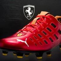 Puma and Ferrari Team Up for Limited Edition evoSPEED F947