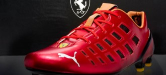 Puma and Ferrari Team Up for Limited Edition evoSPEED F947
