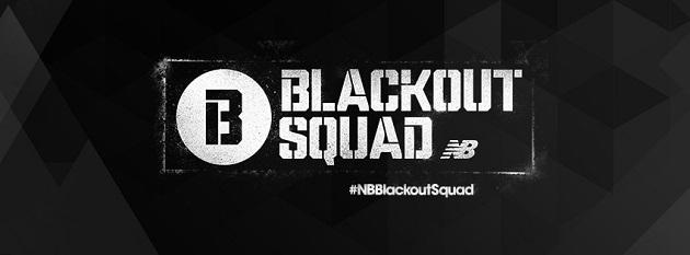 New Balance Blackout Squad