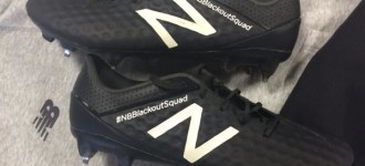 New Balance Invites Fans to Enter Blackout Squad Competition