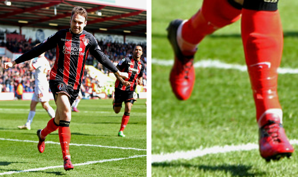Brett Pitman Bournemouth custom F50 edited